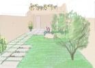 Back Garden Terrassa vista01